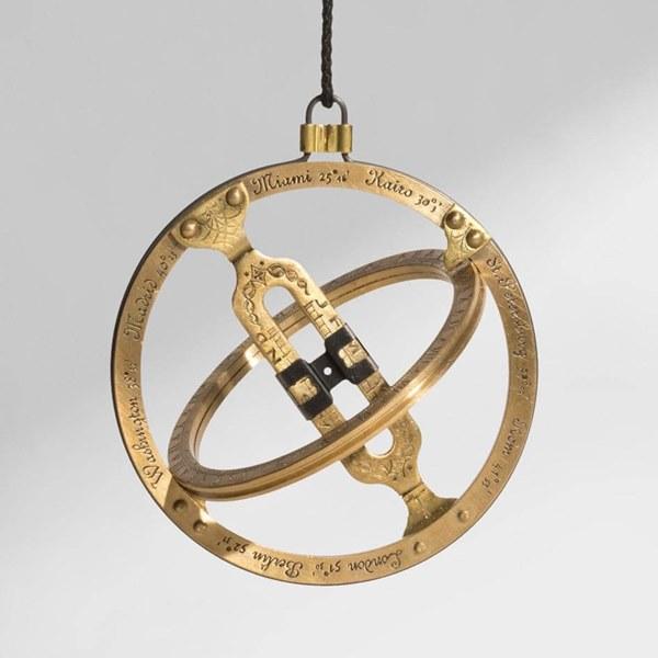 Kala通用環式日晷,Kala環式日晷,kala日晷
