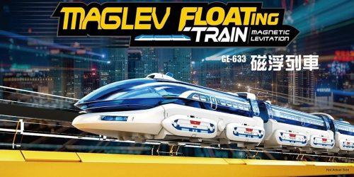ProsKit《 GE-633 磁浮列車》