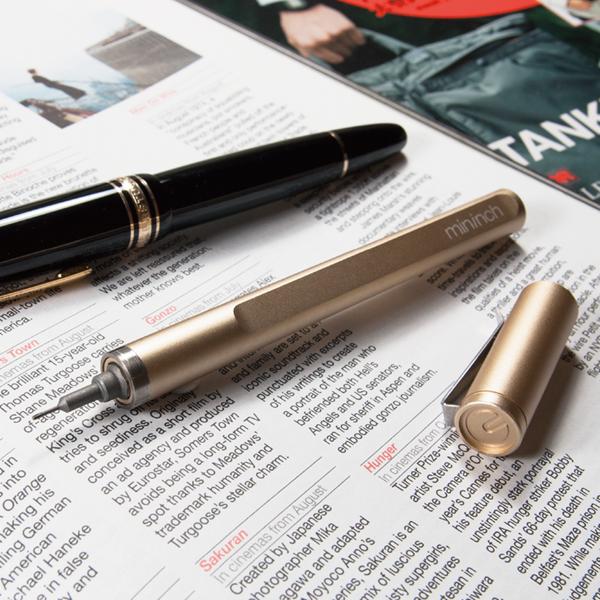 mininch工具筆第二代 《Tool Pen mini》