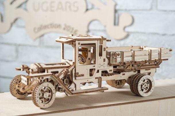 Ugears Truck 02