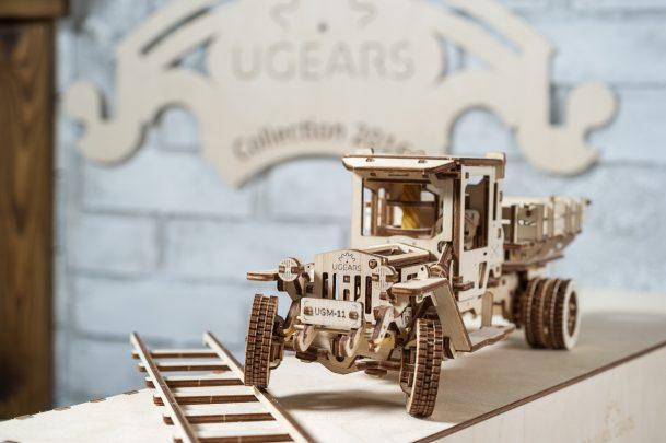 Ugears Truck 07