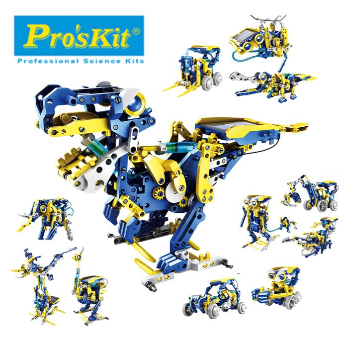 Pro'sKit 科學玩具 12合1百戰天龍