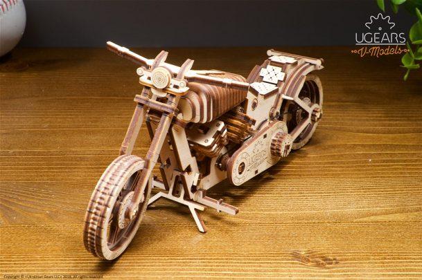 Ugears Bike VM-02 Model Kit