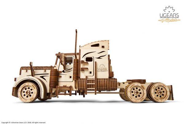 Ugears Heavy Boy Truck VM-03 Model Kit