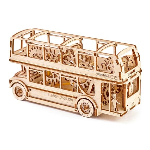 woodencity倫敦巴士