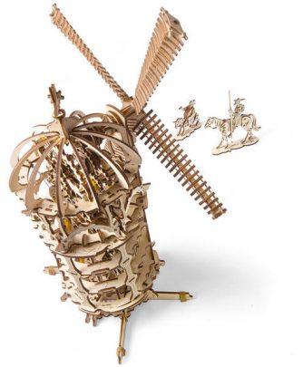 Ugears Tower Windmill Model kit 11_791