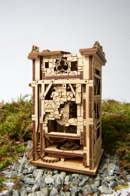 Ugears Archballista-Tower Model