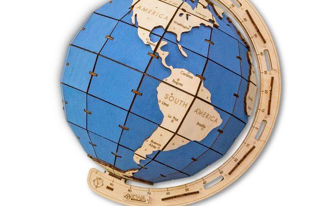 旋轉地球儀THE GLOBE_4