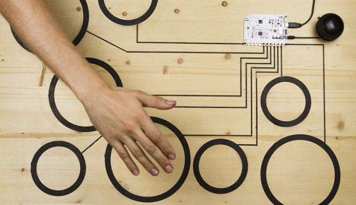 觸碰板-觸摸發聲板_2