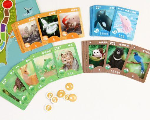 1000_動物卡牌