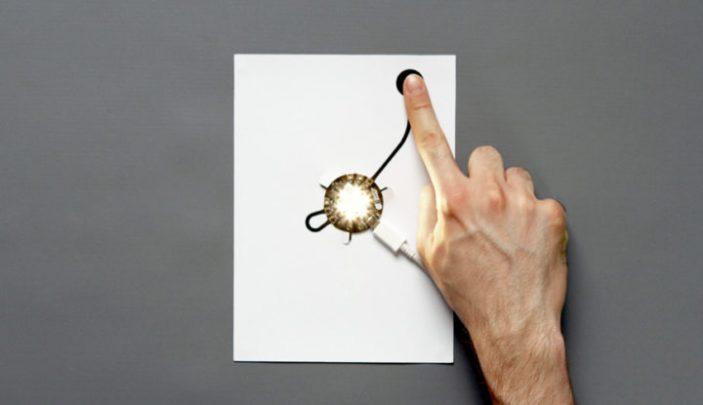 Bare Conductive燈泡板_3