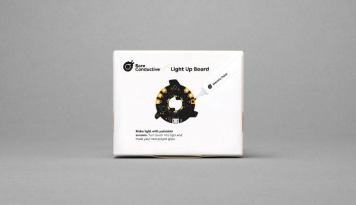 Bare Conductive燈泡板_6