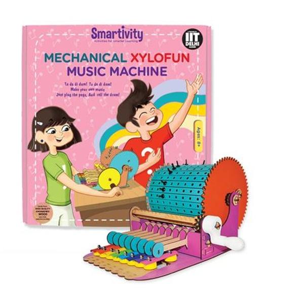 smartivity 兒童玩具 轉轉音樂盒