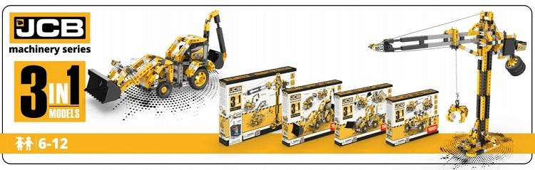 Engino安捷積木 工程系列-傾卸卡車