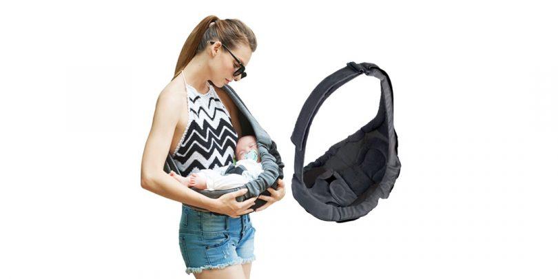 YoDa 嬰兒背帶 - 經典黑_180