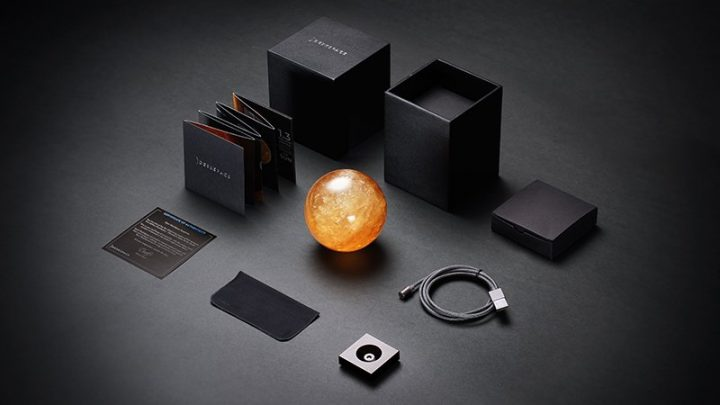 DeskSpace 太陽寶石
