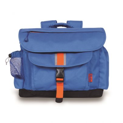 Bixbee_301001-301002_SignatureBlue_Backpack_Front