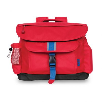 Bixbee_301003-301004_SignatureRed_Backpack_Front
