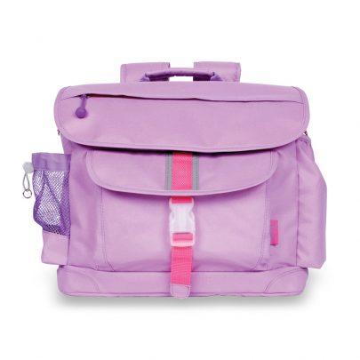Bixbee_301011-301012_SignaturePurple_Backpack_Front
