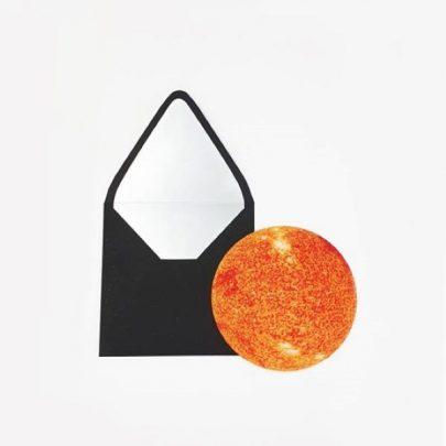 星球卡片 太陽3