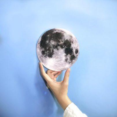 星球卡片 月亮1