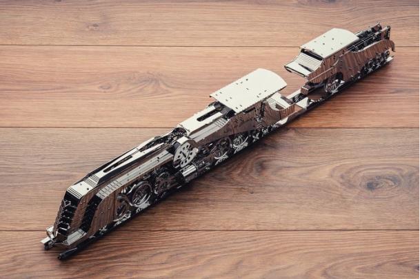 極光蒸氣火車2