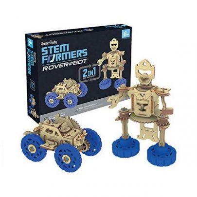 轉轉機器人-外