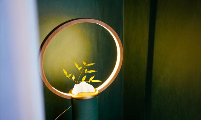 一抹光景 LED檯燈4