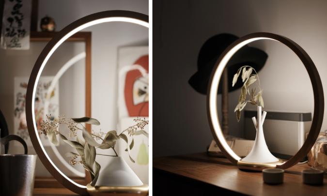 一抹光景 LED檯燈5