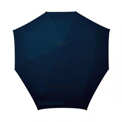 荷蘭 Senz 盛世 摺疊防風傘 - 夜曲藍01
