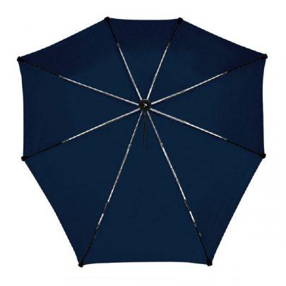 荷蘭 Senz 盛世 摺疊防風傘 - 夜曲藍02