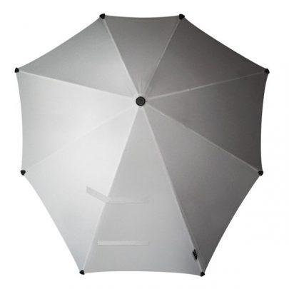 荷蘭 Senz 盛世 經典防風傘 - 耀銀灰01
