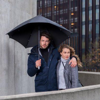 荷蘭 Senz 盛世 總裁防風傘 (XXL) - 燕尾黑04