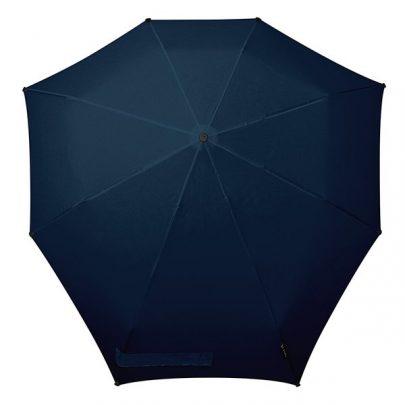 荷蘭 Senz 盛世 自動摺疊防風傘 - 夜曲藍01