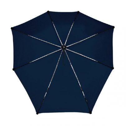 荷蘭 Senz 盛世 自動摺疊防風傘 - 夜曲藍02