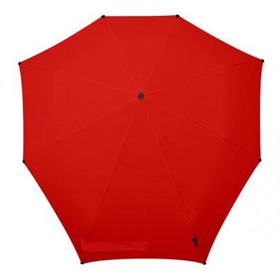 荷蘭 Senz 盛世 自動摺疊防風傘 -熱火紅01