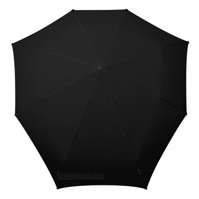 荷蘭 Senz 盛世 自動摺疊防風傘 -燕尾黑01