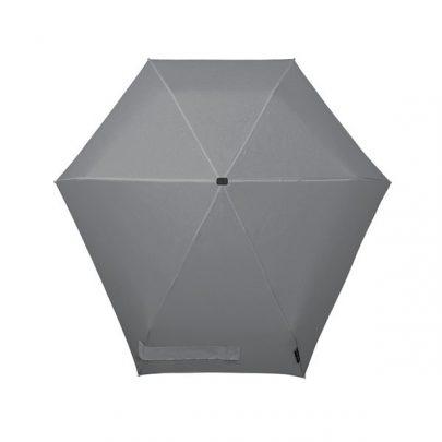 荷蘭 Senz 盛世 輕量摺疊防風傘 - 絲綢灰01