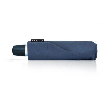 荷蘭 Senz 盛世 輕量摺疊防風傘 - 絲綢灰02