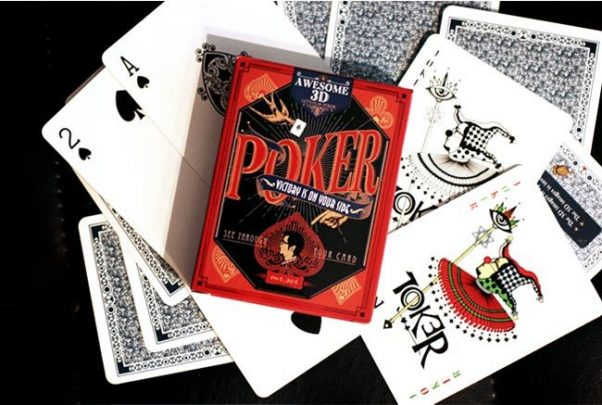 3D透視撲克牌Awesome 3D Poker 02
