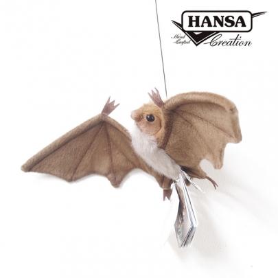 3064-展翅蝙蝠(棕)37公分2