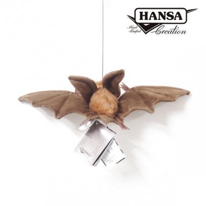 3064-展翅蝙蝠(棕)37公分3