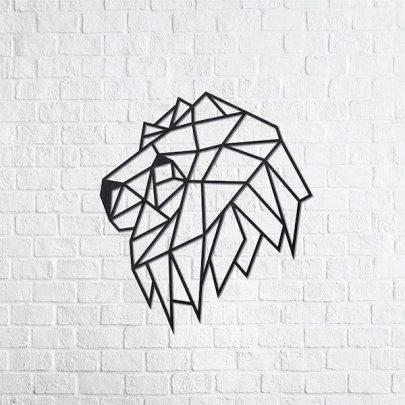 EWA實木壁飾《獅子心 理查》3