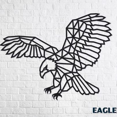 EWA實木壁飾《美利堅之鷹》2
