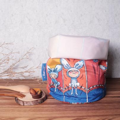 Rolleat西班牙食物袋幾米小蝴蝶小披風2