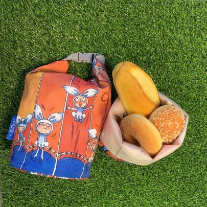 Rolleat西班牙食物袋幾米小蝴蝶小披風3