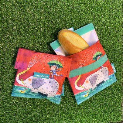 西班牙零食袋M幾米森林唱遊3