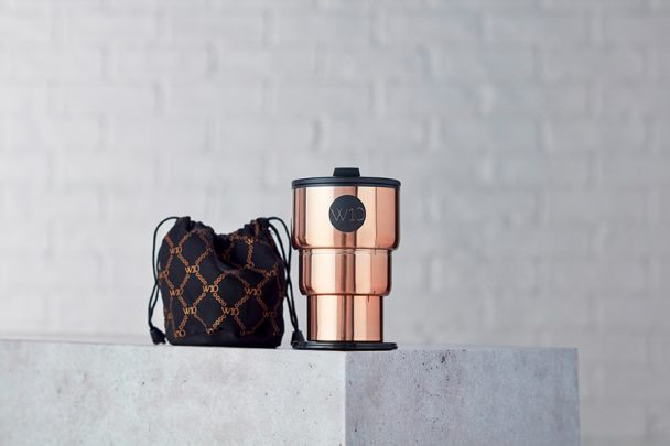 W10 Copper Collapsible and Pouch-SMALL