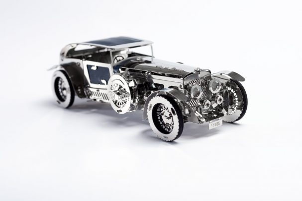 傳奇賓利6豪華跑車Luxury Roadster_1