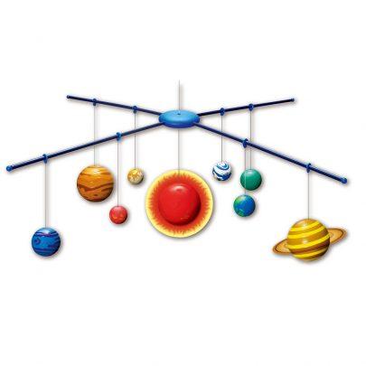 立體太陽系-2